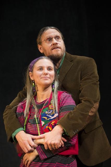 Jakob Fahlstedt och Anna Fahlstedt i Rut och Ragnar