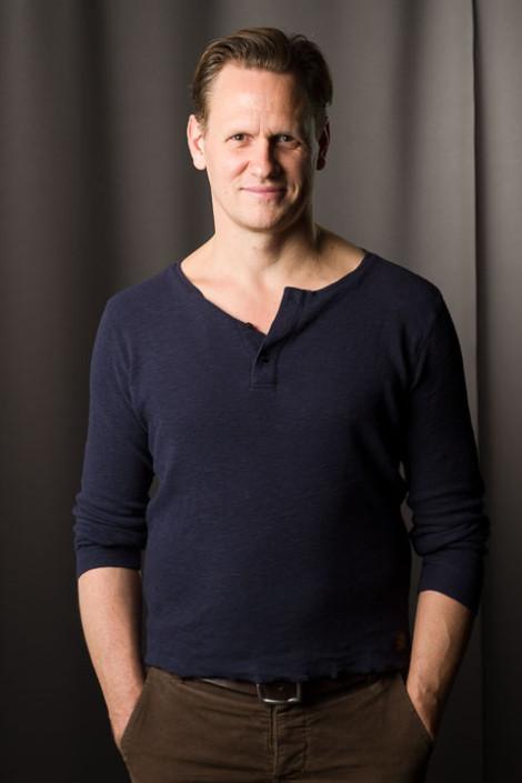 Jakob Fahlstedt halvbild